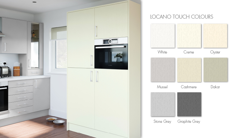 Locano Touch options
